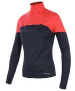 bluza do biegania damska BROOKS ESSENTIAL LONGSLEEVE 1/2 ZIP III / 220776985