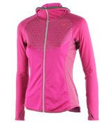 bluza do biegania damska MIZUNO BREATH THERMO HOODY / J2GA570566