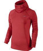 bluza do biegania damska NIKE ELEMENT HOODY / 685818-696