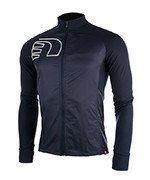 bluza do biegania męska NEWLINE ICONIC COMFORT JACKET / 73162-365