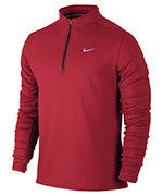 bluza do biegania męska NIKE DRI-FIT THERMAL HALF ZIP / 683580-657
