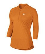 bluza tenisowa damska NIKE COURT DRY PURE TENNIS TOP / 799447-867