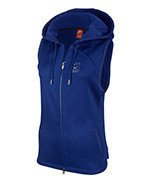bluza tenisowa damska NIKE COURT HOODED SLEEVLESS VEST / 744002-455