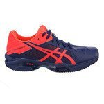 buty tenisowe damskie ASICS GEL-SOLUTION SPEED 3 CLAY / E651N-4920