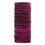 chusta do biegania BUFF WOOL BUFF WILD ASTER DYE / 108134