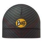 czapka do biegania BUFF MICROFIBER 1 LAYER HAT BUFF CIRON BLACK / 108908.999.10