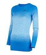koszulka do biegania damska ASICS FUZEX SEAMLESS / 141215-8012