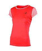 koszulka do biegania damska ASICS FUZEX SHORT SLEEVE TOP / 141255-0688