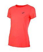 koszulka do biegania damska ASICS SHORT SLEEVE TOP / 134104-0688