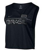 koszulka do biegania damska NIKE DRY TOP SLEEVELESS ENERGY BRAZIL / 812023-010
