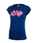 koszulka do biegania damska PUMA RUNNING SHORT SLEEVE TEE / 515066-02