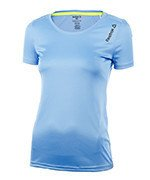 koszulka do biegania damska REEBOK RUNNING ESSENTIALS SHORT SLEEVE TEE / BJ9888
