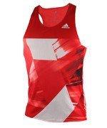 koszulka do biegania męska ADIDAS ADIZERO SINGLET / S93579