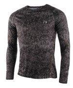 koszulka do biegania męska NEWLINE IMOTION PRINTED LONGSLEEVE SHIRT / 11334-617