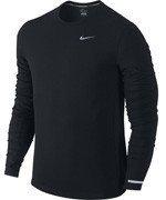 koszulka do biegania męska NIKE DRI-FIT CONTOUR LONGSLEEVE / 683521-010