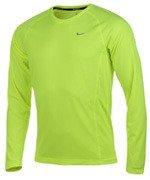 koszulka do biegania męska NIKE MILER LONGSLEEVE UV (TEAM) / 519700-702