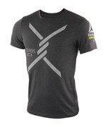 koszulka do biegania męska REEBOK OBSTACLE TERRAIN RACING SHORT SLEEVE TEE 2 / S94285