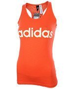 koszulka sportowa damska ADIDAS ESSENTIALS LINEAR SLIM TANK / S97212