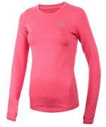 koszulka sportowa damska ADIDAS TECHFIT CLIMAWARM CREW / AA9572