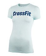 koszulka sportowa damska REEBOK CROSSFIT GRAPHIC SHORT SLEEVE TEE FORGING ELITE FITNESS / BJ9272