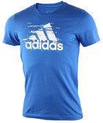 koszulka sportowa męska ADIDAS ESSENTIALS LOGO TEE / AY7174