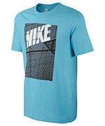 koszulka sportowa męska NIKE SPORTSWEAR TEE NET PHOTO / 850669-432