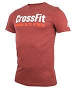 koszulka sportowa męska REEBOK CROSSFIT GRAPHIC SHORT SLEEVE TEE FORGING ELITE FITNESS / BJ9335