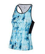 koszulka tenisowa damska ADIDAS ESSEX TREND TANK / BK0648
