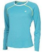 koszulka tenisowa damska BABOLAT LONG SLEEVES CORE / 3WS16111-224