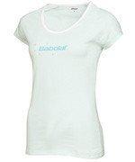 koszulka tenisowa damska BABOLAT T-SHIRT CORE / 41F1672Y-139