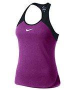 koszulka tenisowa damska NIKE DRY TANK SLAM / 728719-556