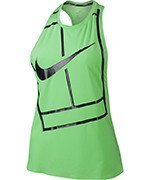 koszulka tenisowa damska NIKE TANK BASELINE / 831195-300