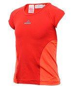 koszulka tenisowa dziewczęca Stella McCartney ADIDAS BARRICADE TEE / BS3030