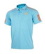 koszulka tenisowa męska ADIDAS BARRICADE POLO / BK0675