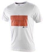 koszulka tenisowa męska ADIDAS ROLAND GARROS Y-3 LOGO TEE / AP4228