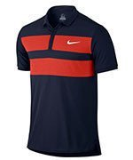 koszulka tenisowa męska NIKE ADVANTAGE DRI-FIT COOL POLO / 728949-451