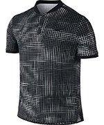 koszulka tenisowa męska NIKE ADVANTAGE POLO PREMIER / 801702-011