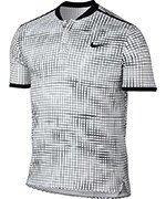 koszulka tenisowa męska NIKE ADVANTAGE POLO PREMIER / 801702-100
