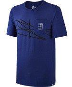 koszulka tenisowa męska NIKE COURT FRENCH OPEN AGASSI / 739483-455