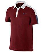 koszulka tenisowa męska NIKE TEAM COURT POLO / 644788-677
