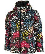 kurtka sportowa damska ADIDAS SLIM JACKET ALL OVER PRINTED / AY4746