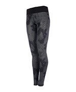 legginsy sportowe damskie ADIDAS ULTIMATE LONG TIGHTS PRINT / BQ2103