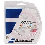 naciąg tenisowy BABOLAT RPM TEAM 12M PINK