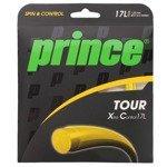 naciąg tenisowy PRINCE TOUR XTRA CONTROL 17L yellow