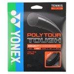 naciąg tenisowy YONEX POLYTOUR TOUGH 125SET 12M BK / PTGT125
