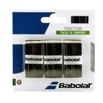 owijka tenisowa BABOLAT X3 TRACTION TACKY & COMFORT / 653043-105