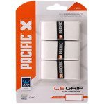 owijki tenisowe PACIFIC LE GRIP 3PACK WH