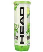 piłki tenisowe HEAD 3B TIP GREEN x3 / 578133