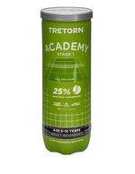 piłki tenisowe TRETORN ACADEMY GREEN SZT.3 GREEN ZONE