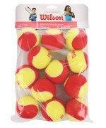 piłki tenisowe WILSON STARTER EASY BALLS x12